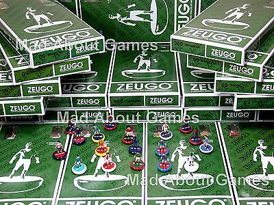 Zeugo NATIONAL TEAMS  Subbuteo NEW Football Soccer game Miniature figures