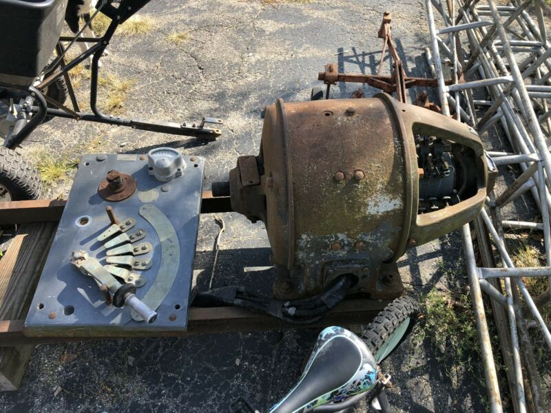 Antique Welder General Electric