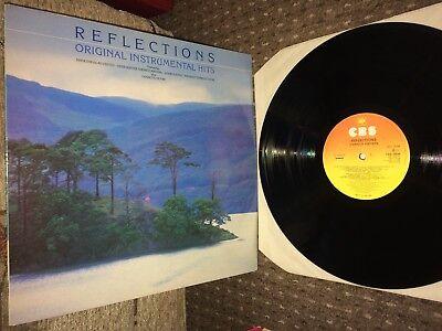 Reflections. Original Instrumental Hits LP. CBS 10034. 1982. Exc.