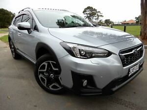 2017 Subaru XV G5X MY18 2.0i-S Lineartronic AWD Silver 7 Speed Constant Variable Wagon Glenelg East Holdfast Bay Preview
