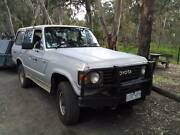 1985 Toyota LandCruiser Wagon Huntly Bendigo Surrounds Preview