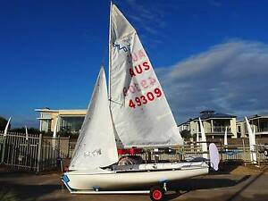 420  Sailing Dinghy Mount Martha Mornington Peninsula Preview
