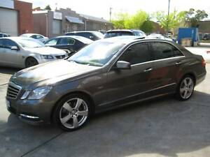 2012 Mercedes-Benz E350 BLUEEFFICIENCY ALL EXTRAS AS NEW $2888