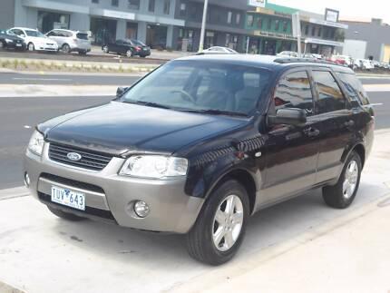 2005 Ford Territory SX TS Wagon 5dr Spts Auto 4sp 4.0i (RWD)