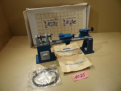 Antriebsmodell  Prefo Drehmaschine Drehbank OVP Art.-Nr. 22030 / Dampfmaschine