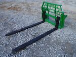 "John Deere Tractor Attachment - 72"" Pallet Fo picture"