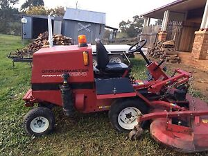 TORO GROUNDMASTER 325-D Young Young Area Preview