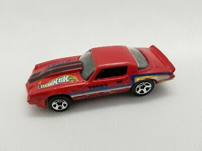 2011 Rare Mattel Hot Wheels '81 Camaro / Tuske 8927 / Loose / Made In Malaysia