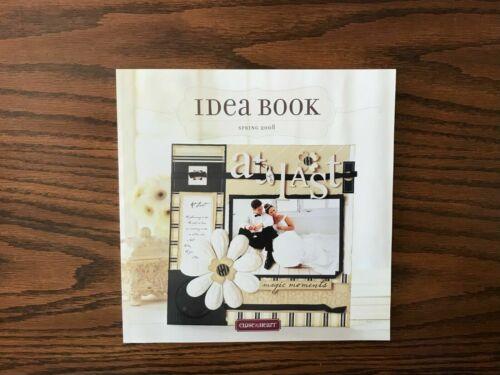 (New) Close To My Heart Idea Book Catalog Magazine CTMH Spring 2008