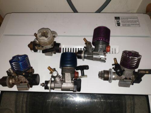 Car Parts - RC MDEL NTRO ENGINE PARTS CAR BUGGY ACCUMULATION