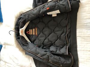 Parajumpers Gobi bomber jacket small barely used $700