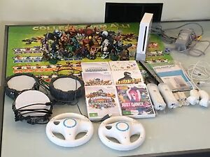 Wii Console and Games Pack Brighton Bayside Area Preview