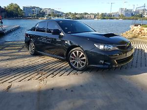 2009 Subaru wrx premium pack for swaps Granville Parramatta Area Preview
