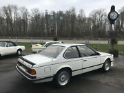 BMW M635 CSi  - original 79.485km -