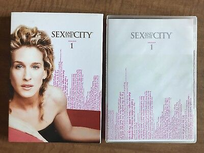Sex And The City  The Complete First Season  Dvd  2010  2 Disc Set