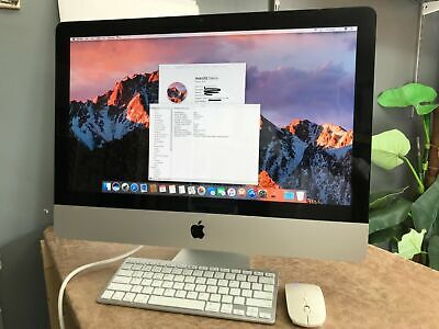 iMac 21.5 Quad Core i5  2.7GHz 8GB RAM 500GB HDD Perfect 2 Months Warranty