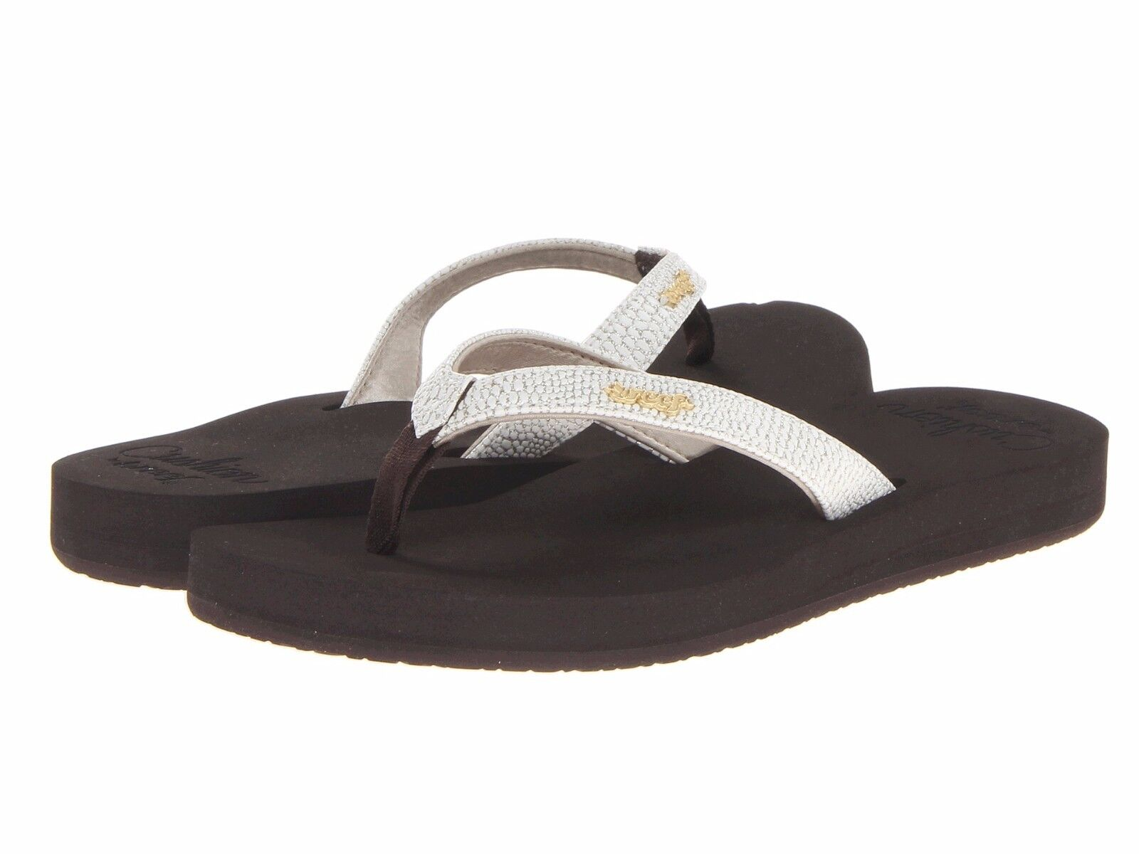 Women's Shoes Reef Star Cushion Sassy Sandals RF001384 Brown