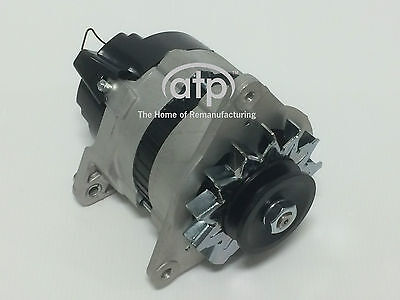 NEW LUCAS TYPE 17 / 18 ACR ALTERNATOR 50AMP 12V COMPLETE WITH PULLEY AND FAN