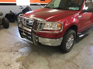 Chrome Push Guard for 2008 Ford F 150