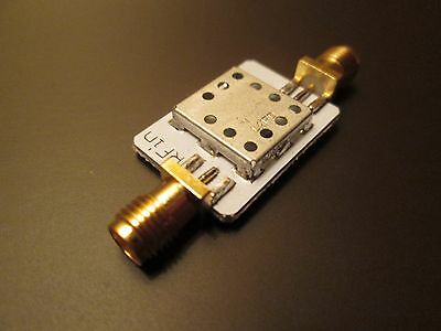 1575 Mhz Gps L1 Bandpass Filter Band Pass 1.575 Ghz Excellent Rejection