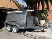 8x5 Tandem tradesmen trailer Port Melbourne Port Phillip Preview