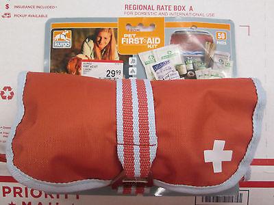 Kurgo Pet First Aid Kit 50Pcs New
