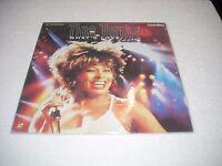 Tina Turner / Live Japan Laserdisc -  - ebay.it