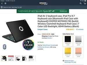 Cooper Case for IPad Air model F82