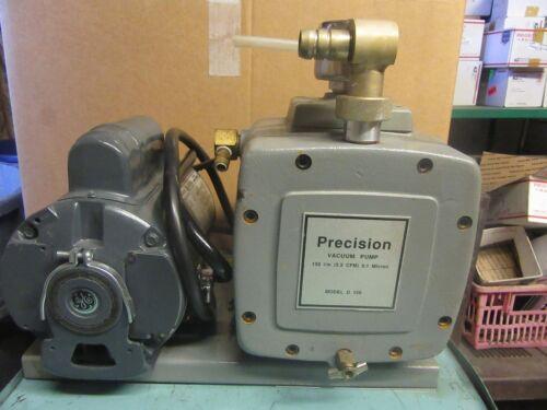 PRECISION VACUUM PUMP D 150