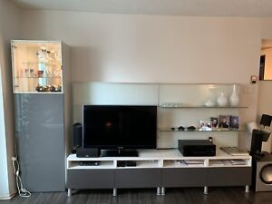 Cabinet/bar and TV table/storage