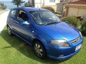 2007 Holden Barina Hatchback Sorrento Joondalup Area Preview