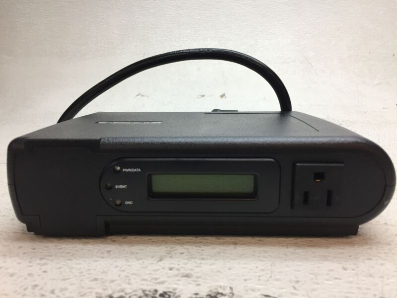 Innovolt Surge Protector/Power Manager LCD Ethernet/Fax CV-TFB-2411 120V 15A MW