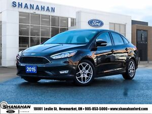 2015 Ford Focus SE | BACK-UP CAMERA | HEATED SEATS |