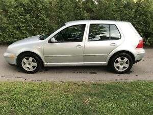 Golf TDI en bonne condition