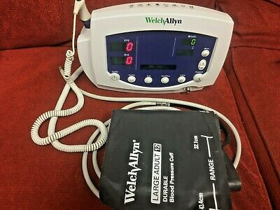 Welch Allyn 53000 530t0 300 Series Spot Vital Signs Monitor Biomed Certified