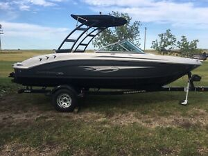 2015 Chaparral H20 Fish and Ski