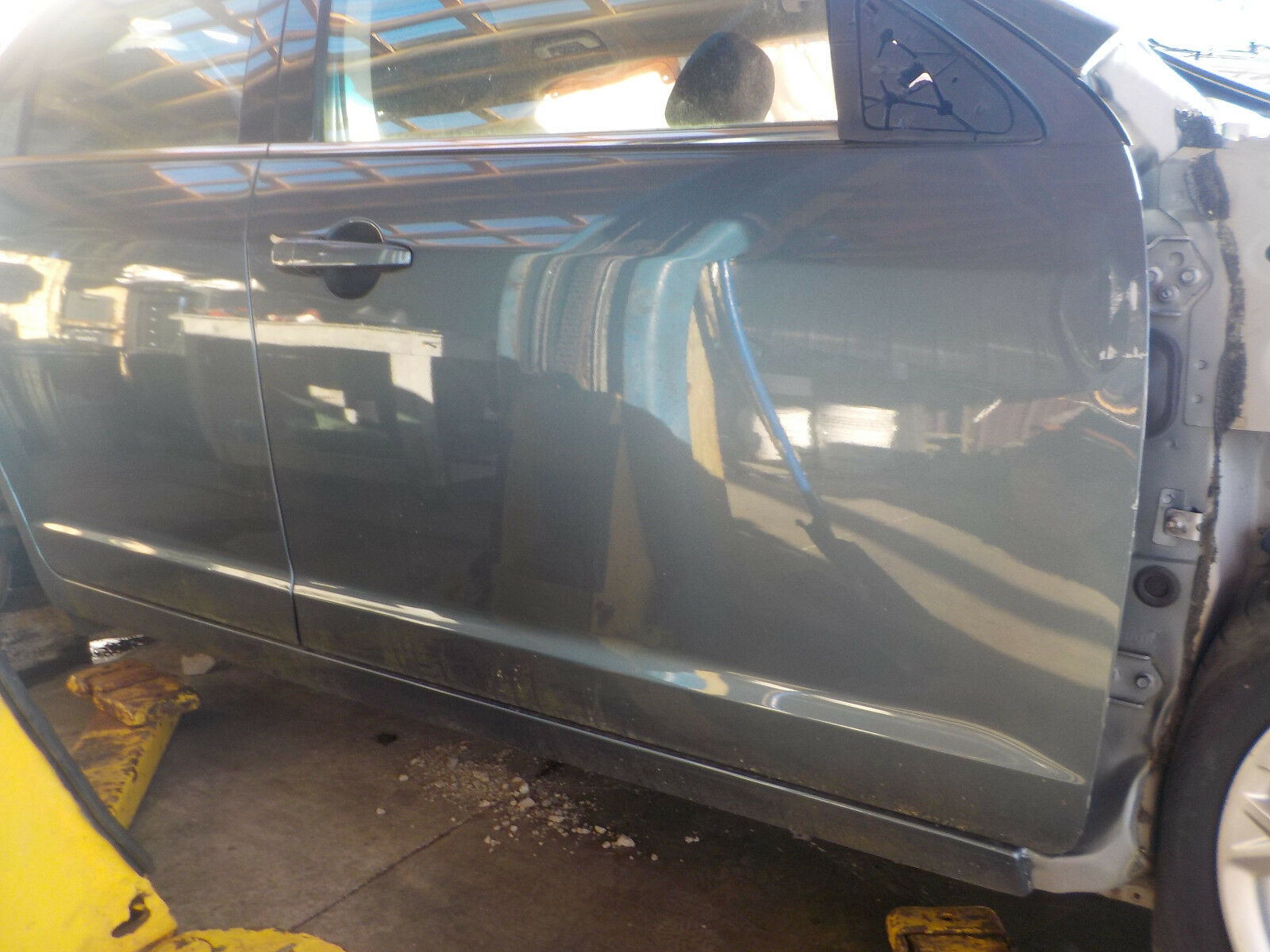 Used Ford Fusion Exterior Door Panels & Frames for Sale