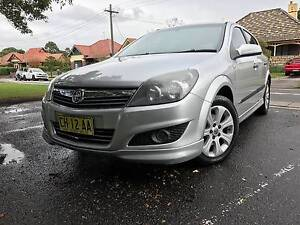 2008 Holden Astra Hatchback - REGO - top condition - low km - Haberfield Ashfield Area Preview