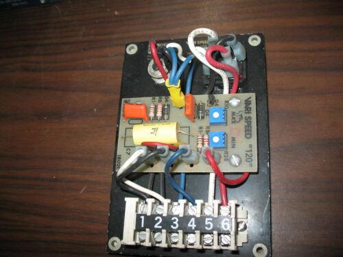 HPC Vari Speed 120 Option C DC Drive