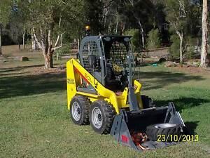 ASAP Mini Bobcat and Excavator Hire Brisbane / Redlands / Logan