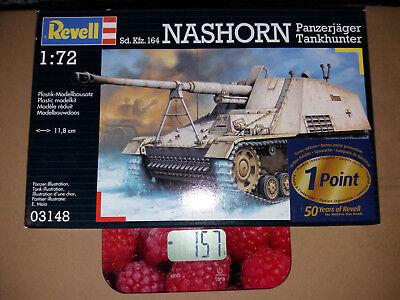 REVELL 03148 Sd.Kfz.164 NASHORN Panzerjager German Tankhunter 1/72