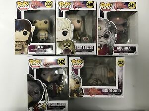 Dark Crystal Funko Pop (5 Figure Complete Set)