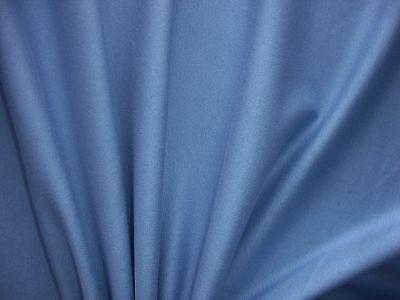 1 Laufmeter Bündchenstoff 3,47€/m² Baumwolle Lycra stahlblau MB5