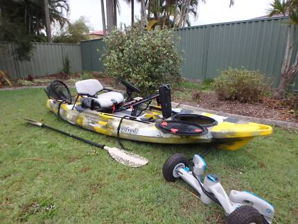 Feelfree Lure 11.5 Fishing Kayak Capalaba Brisbane South East Preview