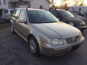 Parting out 2004 VW Jetta TDI Wagon with euro hatch