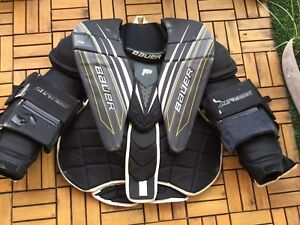 Bauer supreme 1S chest protector