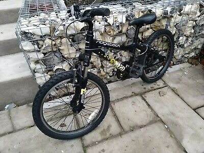 Ridgeback MX24 Boys Bike 12in Frame 24in Wheel Size