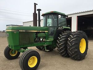 JD 4840 for hire or sale