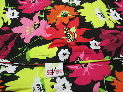 Seven Sling Baby Carrier Infant Newborn Size 3 Fiore Flowers Bold Small