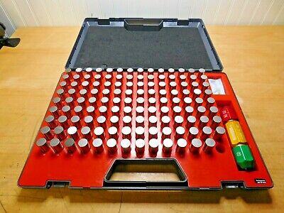 Spi 125 Piece Plug Pin Gage Set Class Zz Minus 0.626 To 0.75 22-150-7
